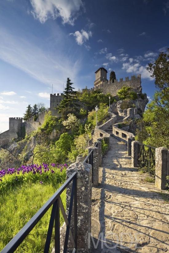 风景 圣马力诺/核心提示:圣马力诺圣马力诺是世界上最小的国家之一,圣马力诺...