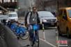 中国共享自行车进军纽约 议员促立法规范业者