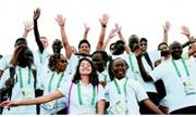 奥运难民代表团