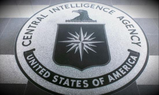 标志 中情局/中情局标志。图片来自Emaze网站