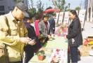 徐州山语世家社区举办图书交流活动
