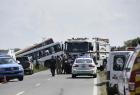 阿根廷大巴碰撞事故