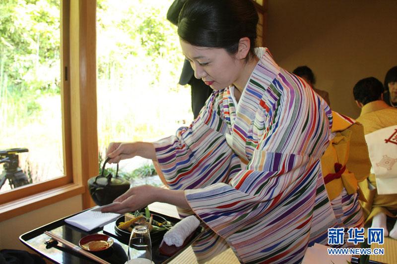 真正的日本贵族料理