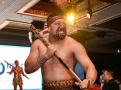 毛利欢迎仪式