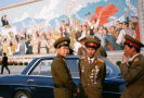 1997年的平壤街头,那个20年前的朝鲜
