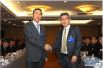 中日第八轮海洋事务高级别磋商在上海市举行