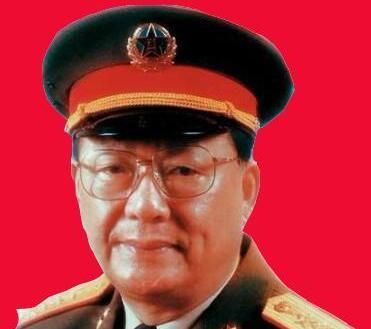 解放军上将是韩国人