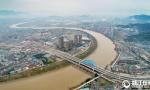 温州龙港大桥通车