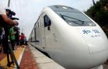 北京市郊铁路城市副中心线今运营 全程运行约48分钟