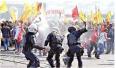 伊朗反政府示威愈演愈烈 全国多地持续爆发冲突已致22人死亡