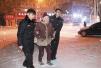 漯河:老人风雪夜迷路 民警发朋友圈找到其家人