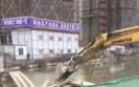 清代古桥遭拆毁