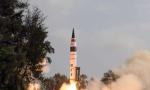 """印度试射""""烈火-5""""弹道导弹 射程覆盖亚洲所有地区"""