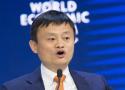 马云出席世界经济论坛年会