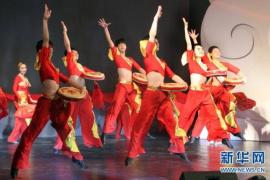 """""""欢乐春节""""系列活动在多国举行"""
