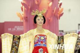 万国衣冠拜冕旒 聊聊古代春节的服饰风貌