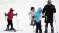"""中国滑雪热持续""""升温""""你是1750万分之一吗?"""