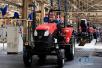 """""""东方红""""重型拖拉机 让中国农机制造""""提速换挡"""""""