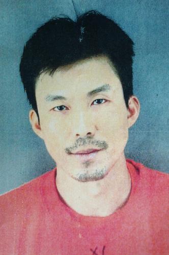 被判5个终身监禁不得假释的越华裔陆太平。(旧金山警方供图于美国《世界日报》)