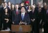印度之行之后 加拿大总理的国内民调支持率走低
