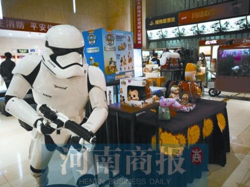 郑州影院已达94家猛增三成 三、四线城市是市场蓝海