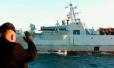 日本社交媒體爆出朝鮮最新型隱身導彈艇照片