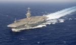 """美国派航母赴中东 美俄是否会在叙利亚""""硬碰硬""""?"""
