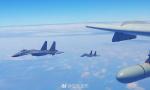 """台军""""有点忙"""":解放军6架战机绕台 辽宁舰也要来了"""