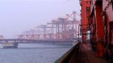 曹妃甸港阿拉山口内陆港正式开通