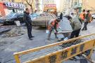 黑龙江开展全省城市道路春季维修养护行动