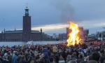 瑞典传统节日五朔节
