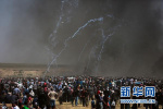 """巴勒斯坦人纪念第70个""""灾难日"""""""