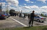 车臣格罗兹尼发生恐怖袭击 恐怖分子手持燃烧瓶冲进教堂