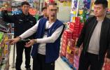 两男子辗转两省百余超市专盗口香糖,总价达十三万
