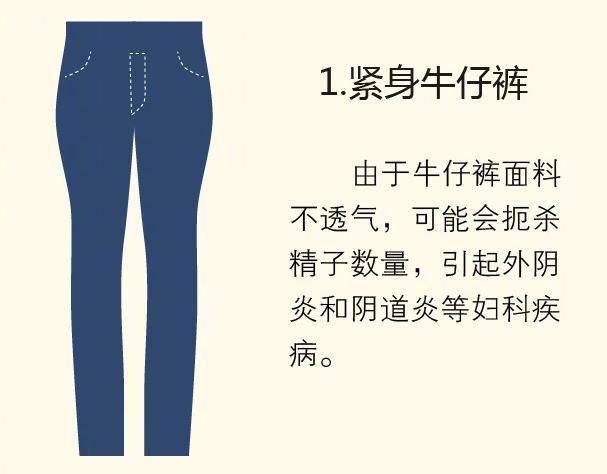 7类衣服背后有隐患