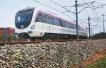 济南地铁R1首列车正线试跑!将做时速100公里高速试验