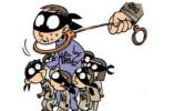 沈阳警方打掉扒窃团伙 收缴被盗手机18部