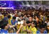 """青岛金沙滩啤酒城内网红多 景点和啤酒品牌引来""""寻宝人"""""""