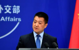 外交部:少数外媒污蔑中国在新疆的反恐措施 别有用心