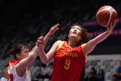 亚运三大球:男篮、女篮、女足闯入决赛,女排晋级四强