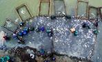 丰收2018:千岛湖一网打渔16万斤