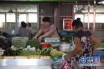 """搭建""""进京""""平台 河北优质农产品展销中心在京揭牌"""