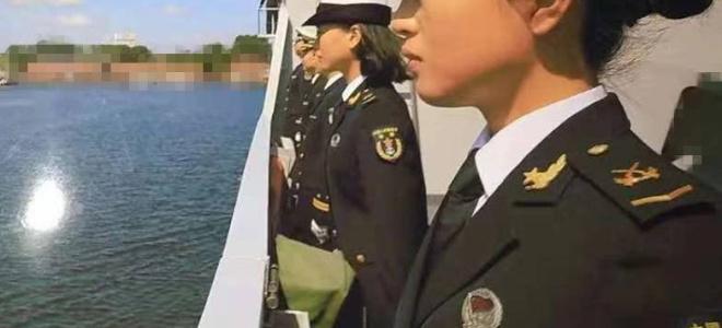 两次护航一次环太 南京这位海军女兵了不起