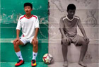 两个人的足球