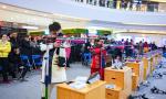 浙江省职工射击赛在商场举行:激光枪不用实弹,比赛更接地气