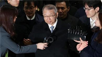 韩国检方起诉大法院前院长