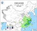 江南华南仍有较强降雨过程 河北河南等地有大雾