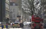快讯!欧盟总部附近遭炸弹威胁 警方封锁现场