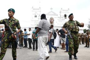 斯里兰卡爆炸致数百人死亡 2名中国人遇难