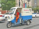 郑州:公交出租环卫车明年都换新能源 纯电动货车不受限行约束